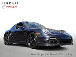 2009 porsche 911 for sale by owner 2009 porsche 911 turbo awd 6 speed manual fl 1 owner low