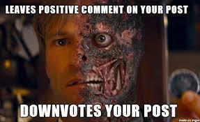 Two Face Meme - two face meme is born meme on imgur