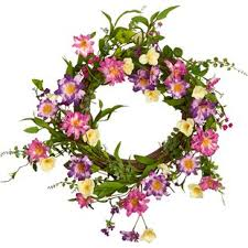 flower wreath wreaths