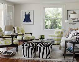 Modern Living Room Decorating Ideas Incorporating Zebra Prints - Animal print decorations for living room