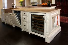 kitchen island with refrigerator kitchen island with refrigerator steffens hobick intended for