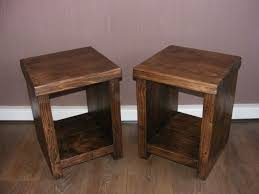 Pine Side Table Best 25 Pine Bedside Tables Ideas On Pinterest Diy Furniture