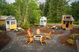 mt hood tiny house village ahomeround