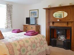 Master Bedroom During Everything Emelia by The Old Post Office Ref Ukc335 In Myddfai Near Llandovery