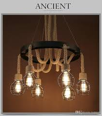 Antique Pendant Light Vintage Pendant Lights Rope Edison Bulb L Modern Fixtures