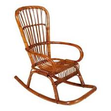Bamboo Rocking Chair Bamboo Rocking Chairs 9 For Sale At 1stdibs