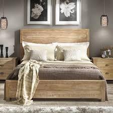 Light Wood Bedroom Light Wood Bed Frame Best 25 Wood Bed Frames Ideas On Pinterest