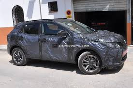 nissan qashqai 2015 interior spy shots new nissan qashqai crossover looks like a baby 2015 rogue