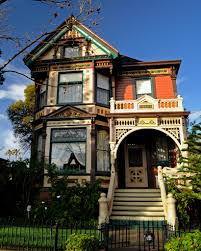 Victorian Houses by Reed Historic District Victorian Victorian House San Jose And