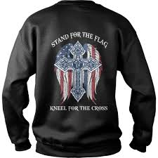 Dallas Cowboys Flags Dallas Cowboys Stand For The Flag Kneel For The Fallen Shirt