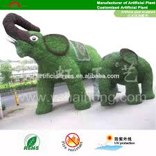Elephant Topiary Wholesale Animals Artificial Animals Online Buy Best Animals