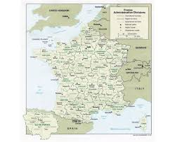 Toulouse France Map by Maps Of France Detailed Map Of France In English Tourist Map