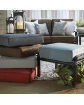 Cushion Ottoman Deals Sales On Outdoor Ottoman Cushions