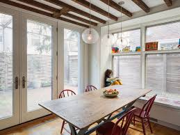the dining room play pattern play inspired this philadelphia row house renovation