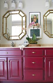 Painting A Bathroom Cabinet - painted furniture archives emily a clark
