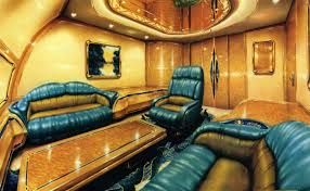 1990s interior design interior of a airbus a340 that a friend helped design for the