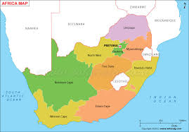 a picture of south africa map south africa map map of south africa south provinces map
