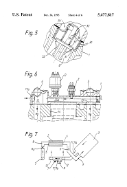 patent us5477817 casing cover with oil cooler for an internal