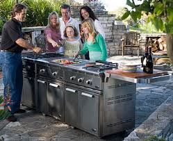 Dcs Outdoor Kitchen - new outdoor corner island kitchen units from dcs liberty collection