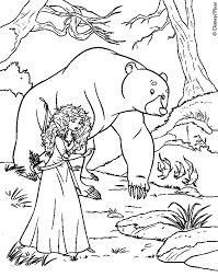 brave coloring book kids coloring