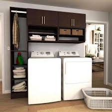 Cabinets For Laundry Room Mocha Laundry Room Cabinets Laundry Room Storage The Home Depot
