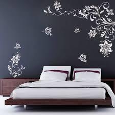 online get cheap butterfly kids room aliexpress com alibaba group amp creative black flower vine butterfly wall stickers kids room bedroom living room home decor