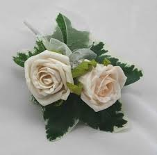 silk corsages corsages s corsage silk wedding flowers