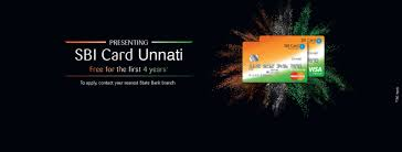 sbi card unnati privileges u0026 features apply now sbi card