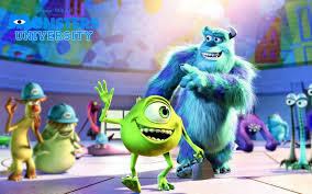 monsters university movie wallpapers desktop backgrounds hd free
