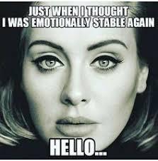 Adele Meme - adele memes image memes at relatably com