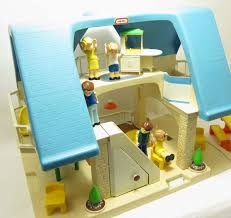 Fisher Price Doll House Furniture Enchanting Vintage Little Tikes Kitchen Also Dollhouse Furniture