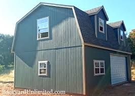 gambrel roof garages garages large storage multi car garages backyard unlimited