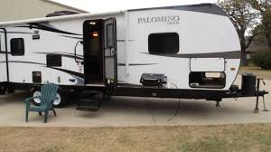 Rv Awning Lights For Sale 2013 Palomino T285 Ultra Light Power Awning Super Slide For