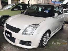 suzuki swift 2010 1 5 in kuala lumpur automatic hatchback white