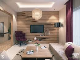 Wood Wall Ideas by Extruded Feature Wall Interior Design Ideas