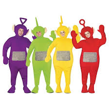teletubbies costume collection target
