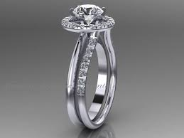 Wedding Ring Enhancers by Halo Ring Guard Ring Enhancer Wedding Ring Enhancer Natural