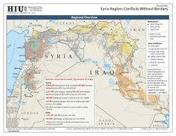 Islamic State Territory Map by The Islamic State In The Levant And The Conflicts In Syria And