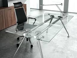 bureau en verre design bureau verre design bureau design verre bureau de direction en verge