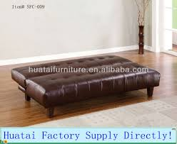 Folding Sofa Bed by Leather Folding Sofa Bed Leather Folding Sofa Bed Suppliers And