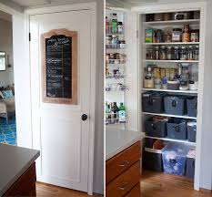 organizing kitchen pantry ideas our small pantry solution 700x648 how to organize kitchen we