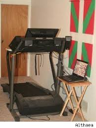 Treadmill Desk Weight Loss 15 Minutes Of Fame Lean And Mean With Wow