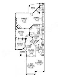narrow lot luxury house plans baby nursery narrow ranch house plans house plan bedroom sq ft