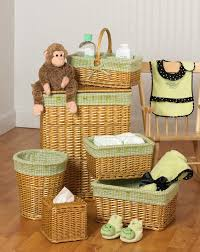 Baby Storage Baskets Baby Organizers And Diaper Bag Accessories Organize It