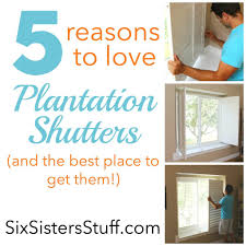 5 reasons to love plantation shutters and the best place to get