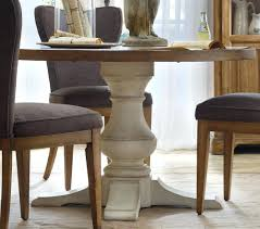 Round Dining Room Tables For 6 Create Warm Dining Setting With Rustic Round Room Tables Awesome