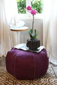Diy Sewing Projects Home Decor 132 Best D I Y Poufs Images On Pinterest Live Poufs And Home