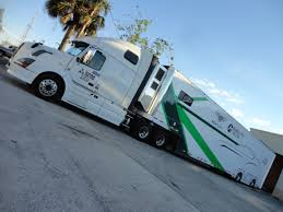 volvo truck dealership toronto absolute racing teams with mcmahon truck leasing to haul race cars