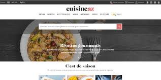 cuisine de a z chef recettes gourmets des regions de