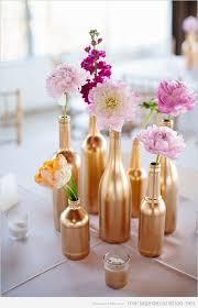 centre de table mariage fait maison les 25 meilleures idées de la catégorie decoration table sur